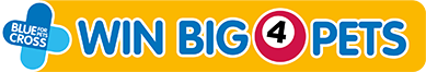 Win Big 4 Pets Logo